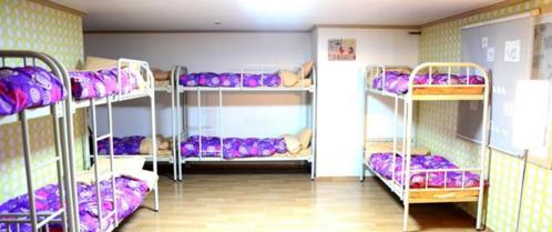 dorm room seoul